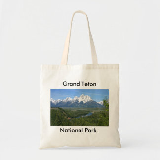 Grand Teton National Park Series 8 Tote Bag