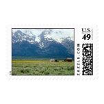 Grand Teton National Park Stamps