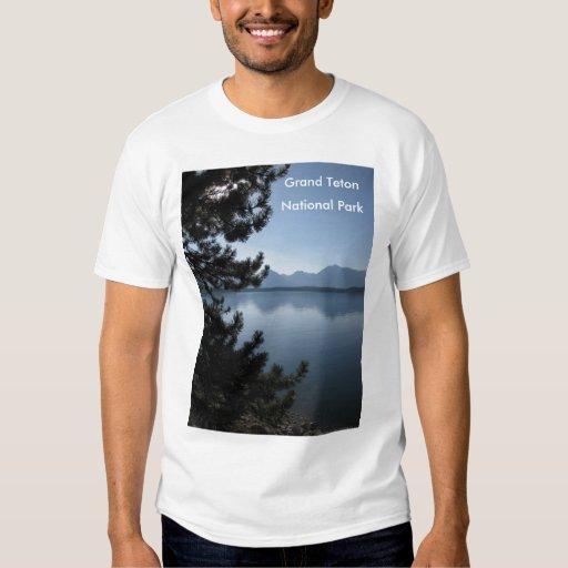 Grand Teton, National Park T Shirt