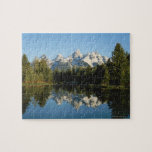 "Grand Teton National Park, Teton Range, Wyoming, Jigsaw Puzzle<br><div class=""desc"">AssetID: dv1672036 / Natphotos / Grand Teton National Park,  Teton Range,  Wyoming,  USA</div>"