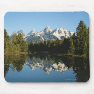 Grand Teton National Park, Teton Range, Wyoming, Mouse Pad