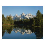 Grand Teton National Park, Teton Range, Wyoming, Print