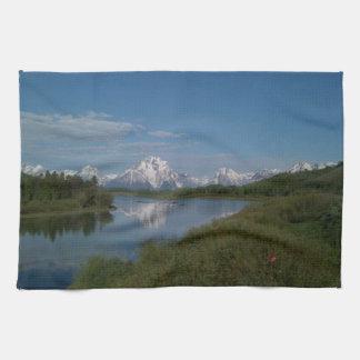 Grand Teton National Park Towel