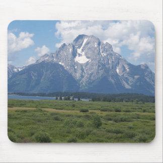 Grand Teton National Park, Wyoming Mouse Pad