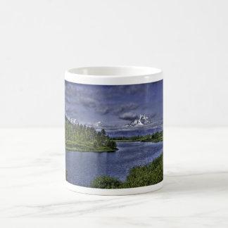 Grand Teton NP Classic White Coffee Mug