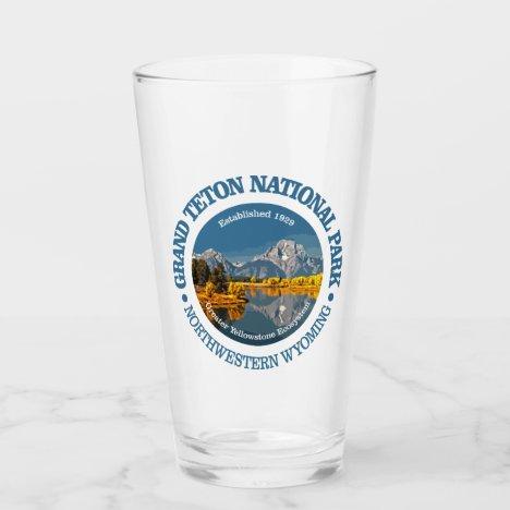 Grand Teton NP Glass