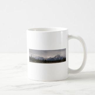 Grand Teton Panorama 1 Coffee Mug
