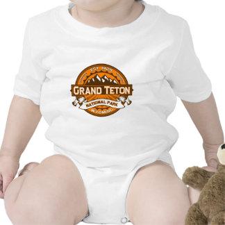 Grand Teton Pumpkin Tee Shirt