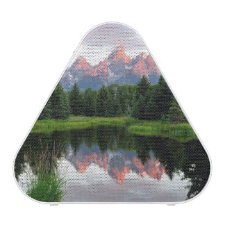Grand Teton Reflections Over the Beaver Pond Bluetooth Speaker