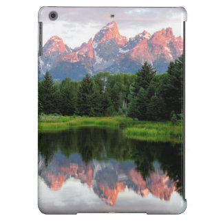 Grand Teton Reflections Over the Beaver Pond iPad Air Cases