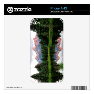 Grand Teton Reflections Over the Beaver Pond Decal For The iPhone 4S