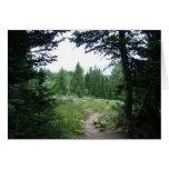 Grand Teton Trail Card