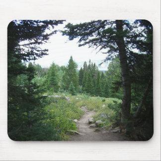 Grand Teton Trail Mouse Pad