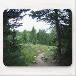 Grand Teton Trail Mousepad