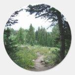 Grand Teton Trail Sticker