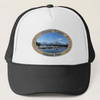 Grand Teton, US, Montana national park Trucker Hat