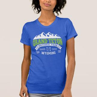 Grand Teton Vintage Green T-Shirt