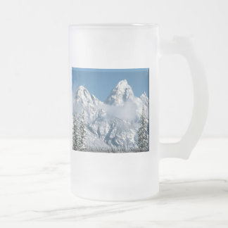 Grand Teton Winter Mug