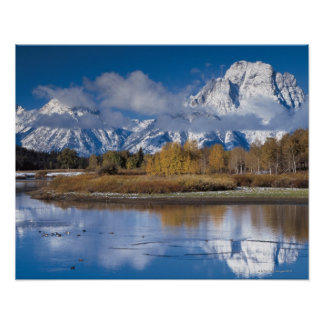 Grand Teton , Wyoming Poster