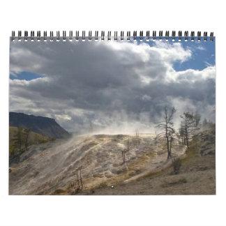 Grand Tetons and Yellowstone Calendar