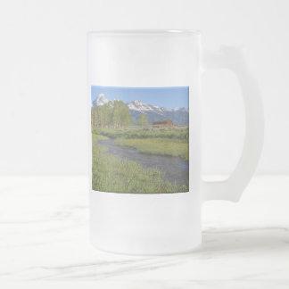 Grand  Tetons Barn Mug