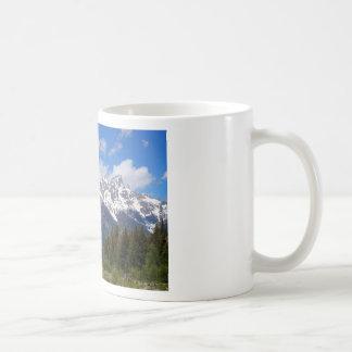 Grand Tetons in Summer Classic White Coffee Mug
