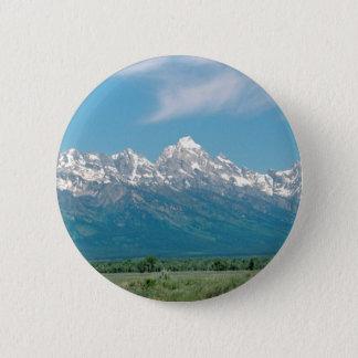 Grand Tetons National Park Button