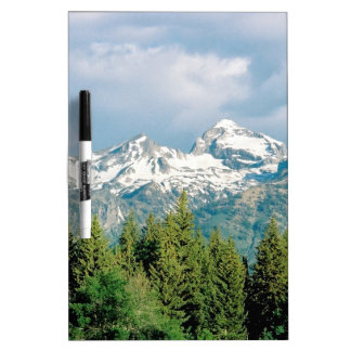 Grand Tetons Park Dry Erase Board