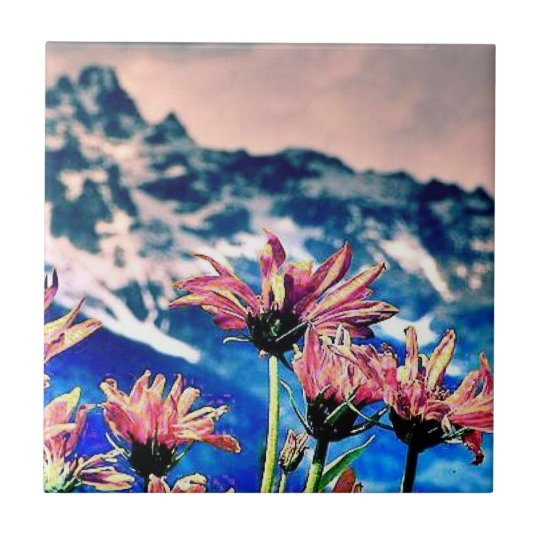 Grand Tetons Tile