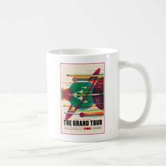 Grand Tour of the Giant Planets Coffee Mug