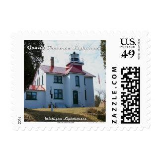 Grand Traverse Lighthouse: 1st Class Postage