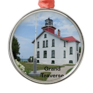 Grand Traverse Lighthouse Ornament