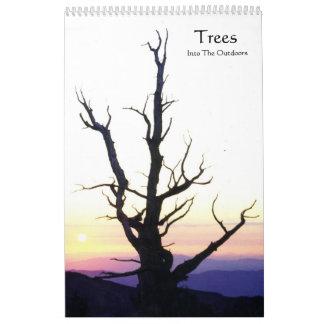 Grand Trees Calendar