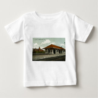 Grand Trunk and Pere Marquette Depots, Ionia, MI Baby T-Shirt