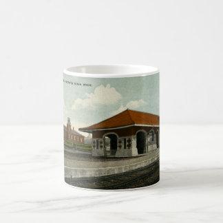 Grand Trunk and Pere Marquette Depots, Ionia, MI Coffee Mug