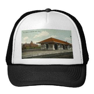 Grand Trunk and Pere Marquette Depots, Ionia, MI Trucker Hat