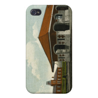 Grand Trunk and Pere Marquette Depots, Ionia, MI iPhone 4 Case