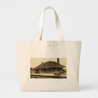 Grand Trunk Depot Pontiac Michigan Bags