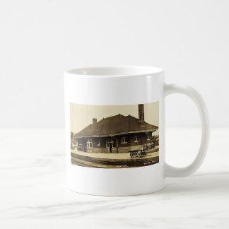 Grand Trunk Depot Pontiac Michigan Mug