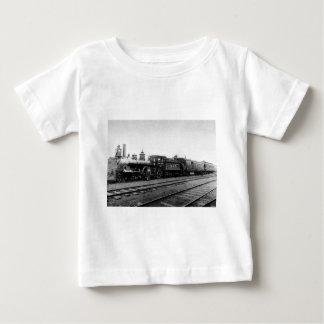 Grand Trunk  Locomotive 345 - Vintage Baby T-Shirt