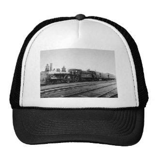 Grand Trunk Locomotive 345 - Vintage Trucker Hat