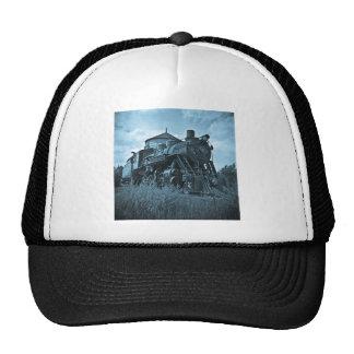 Grand Trunk Railroad Engine #18 Trucker Hat