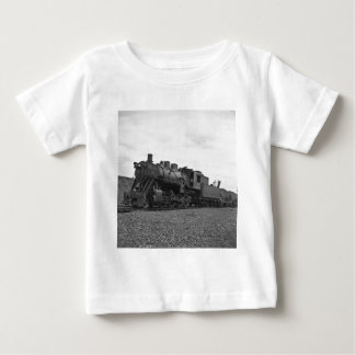 Grand Trunk Railroad engine #20 at Port Huron Baby T-Shirt