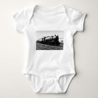 Grand Trunk Western  #3717 (2-8-2) Baby Bodysuit