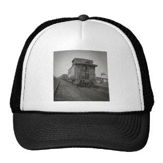 Grand Trunk Western Caboose Trucker Hat