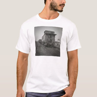 Grand Trunk Western Caboose T-Shirt