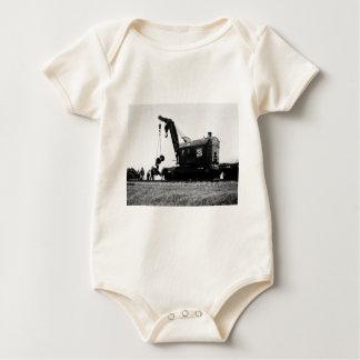 Grand Trunk Western Crane # 50032 Baby Bodysuit