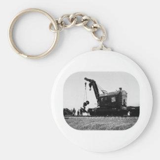 Grand Trunk Western Crane # 50032 Keychain