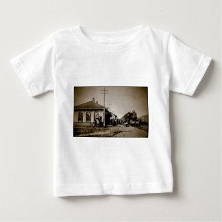 Grand Trunk Western Depot St. Johns MI 1912 Baby T-Shirt