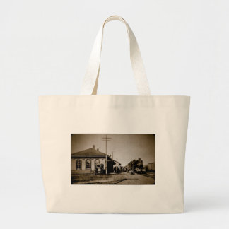Grand Trunk Western Depot St. Johns MI 1912 Tote Bag